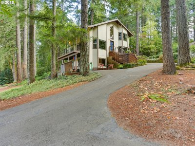 Damascus Single Family Home For Sale: 19601 SE Qualley Rd