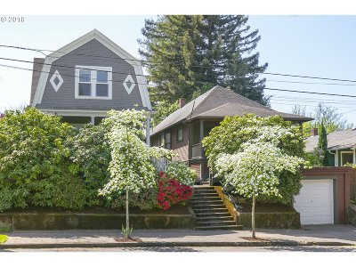 Single Family Home For Sale: 1816 SE Taylor St