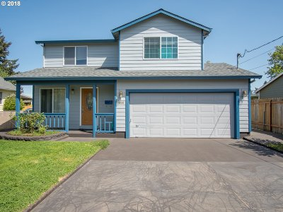 Multnomah County, Washington County, Clackamas County Single Family Home For Sale: 6930 SE 78th Ave