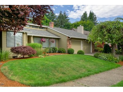 Tualatin Single Family Home For Sale: 20500 SW 98th Ave