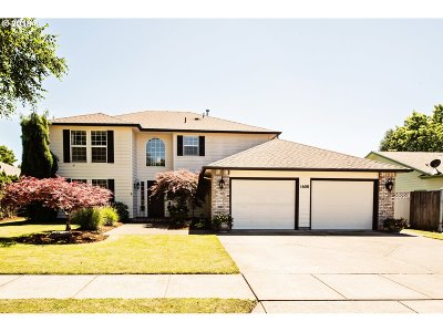 Stayton Single Family Home Sold: 1608 N Eagle St