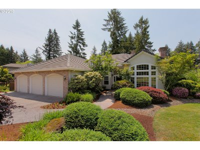 Happy Valley, Clackamas Single Family Home For Sale: 16764 SE Hagen Rd