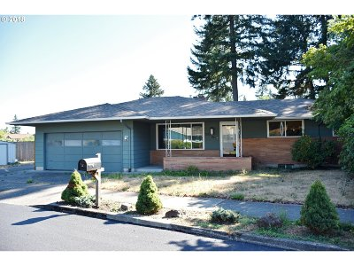 Single Family Home For Sale: 303 NE 170th Ave