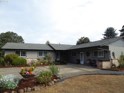 Oregon City Single Family Home For Sale: 12575 S New Era Rd