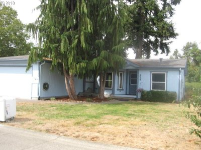 Canby Single Family Home Sold: 1655 S Elm St #527