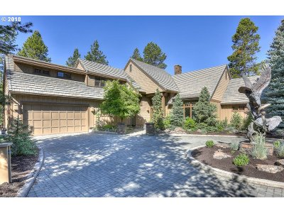 Sunriver Single Family Home For Sale: 6 Shamrock Ln
