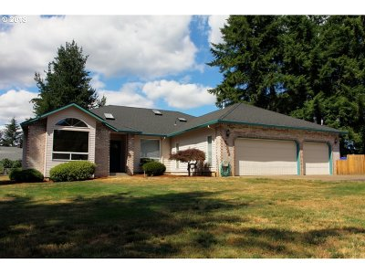 Oregon City Single Family Home For Sale: 15605 S Saddle Ln