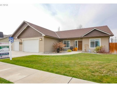 Hermiston Single Family Home For Sale: 2097 NE 8th St