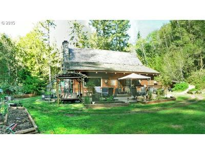 Brookings Single Family Home Bumpable Buyer: 1720 Winchuck River Rd