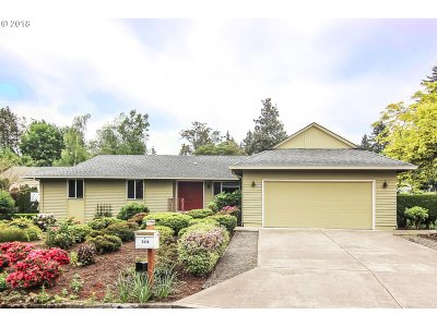 Portland Single Family Home For Sale: 3330 SW Wilbard St