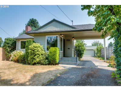 Single Family Home For Sale: 6440 NE 36th Ave