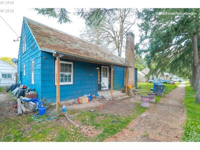 Salem Single Family Home For Sale: 1534 NW Franklin St
