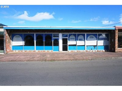 Lincoln City Commercial For Sale: 2149 NW Us 101