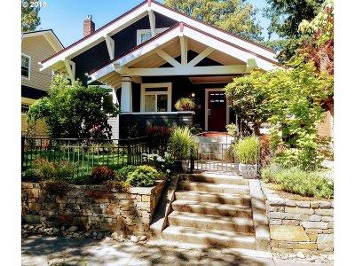 Single Family Home For Sale: 2747 NE 23rd Ave