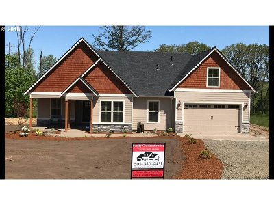 Albany Single Family Home For Sale: North Oak #Lot23