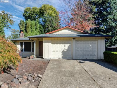 Tualatin Single Family Home For Sale: 20590 SW 86th Ave
