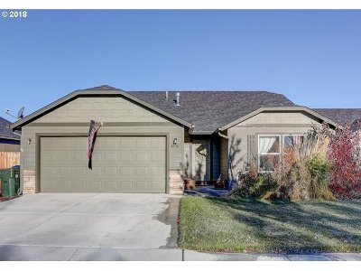Bend Single Family Home For Sale: 63767 Hunters Cir