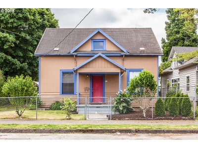 Single Family Home For Sale: 816 N Emerson St