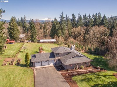 Gresham, Troutdale, Fairview Single Family Home For Sale: 8000 SE 252nd Ave