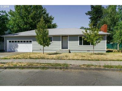 Salem Single Family Home For Sale: 3187 Marcia Dr