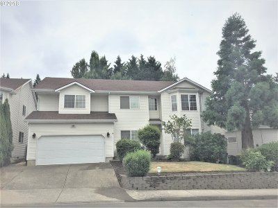 Tigard Single Family Home For Sale: 13758 SW Marcia Dr