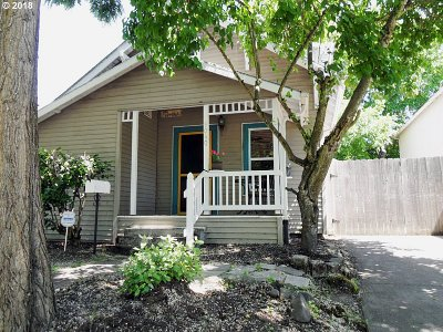 Single Family Home For Sale: 9040 N Richmond Ave