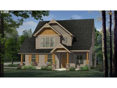 Oregon City Single Family Home For Sale: 15951 Hunter Ave #Lot 1