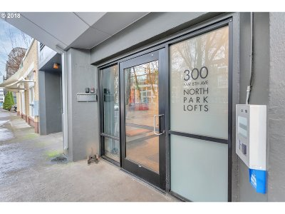 Portland Condo/Townhouse For Sale: 300 NW 8th Ave #601