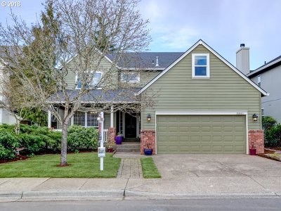 Beaverton Single Family Home For Sale: 15983 NW Audrey Dr