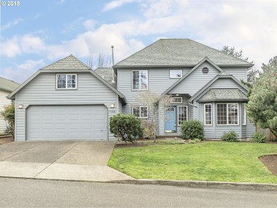 Single Family Home For Sale: 7124 SW Mapleleaf Ct