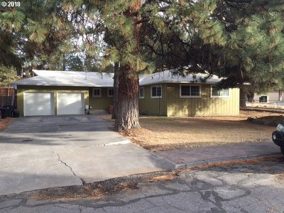 Bend Single Family Home For Sale: 4 NE 13th St