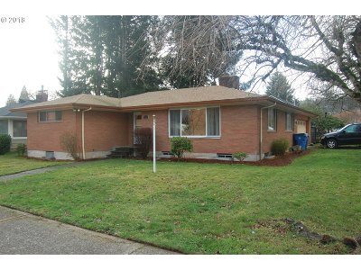 Camas Single Family Home For Sale: 2129 NE Garfield St