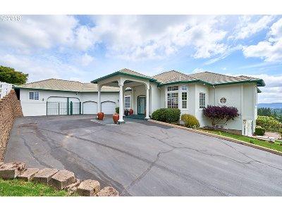 Dundee Single Family Home For Sale: 22375 NE Fryer Hill Rd