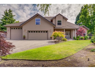 McMinnville Single Family Home For Sale: 2146 NW Chrystal Dr