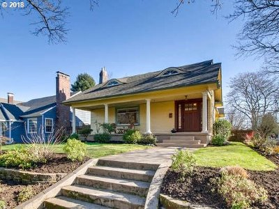 Single Family Home For Sale: 5800 N Haight Ave