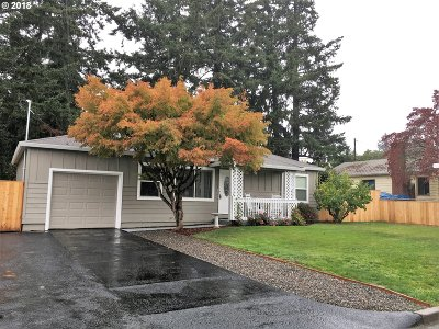 Portland Single Family Home For Sale: 733 SE 112th Ave