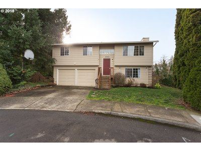 Portland Single Family Home For Sale: 6938 SE 115th Ave