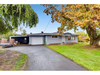 Hillsboro, Cornelius, Forest Grove Single Family Home For Sale: 620 S 12th Ave