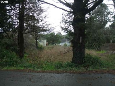 Florence Residential Lots & Land For Sale: 4602 Foulweather St