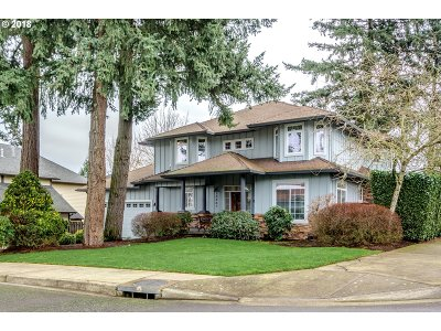 Camas Single Family Home For Sale: 19901 SE 5th Way