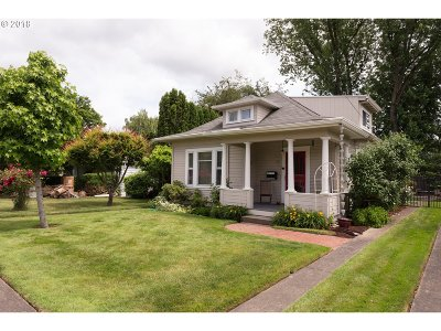 Beaverton Single Family Home For Sale: 5100 SW Washington Ave
