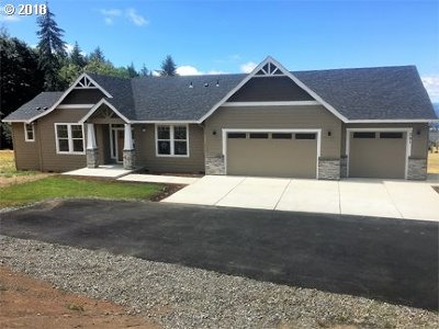 Cowlitz County Single Family Home For Sale: 261 Cokesbury Rd