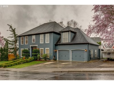 Washougal WA Single Family Home Sold: $478,500