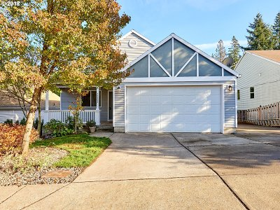 Sandy Single Family Home For Sale: 18998 Wallingford Ave