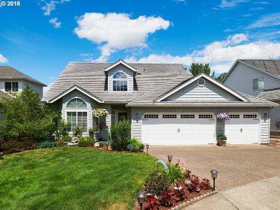 Beaverton Single Family Home For Sale: 8596 SW Wakkila Ter
