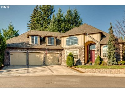 Camas Single Family Home For Sale: 20016 SE 3rd Cir