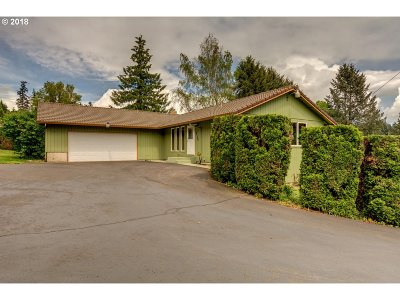 Tualatin Single Family Home For Sale: 25106 SW 65th Ave
