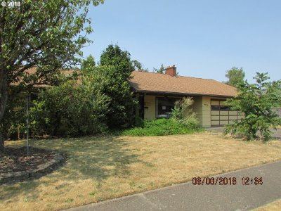 McMinnville Single Family Home For Sale: 1705 NE Galloway St