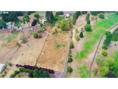 Aumsville Single Family Home Pending: 9184 Golf Club Rd