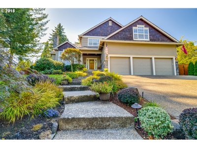 Hillsboro, Beaverton, Tigard Single Family Home For Sale: 16978 SW Blackberry Ln
